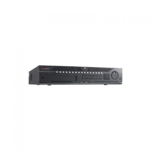 NVR IP 64 Entré AudioHDMI, VGA 2-ch, HMDI1 jusqu'à 4K