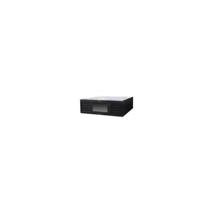 NVR 128 entrées 24 intérfaces Sata jusqu'a 8 mégapixel d'enregistrement