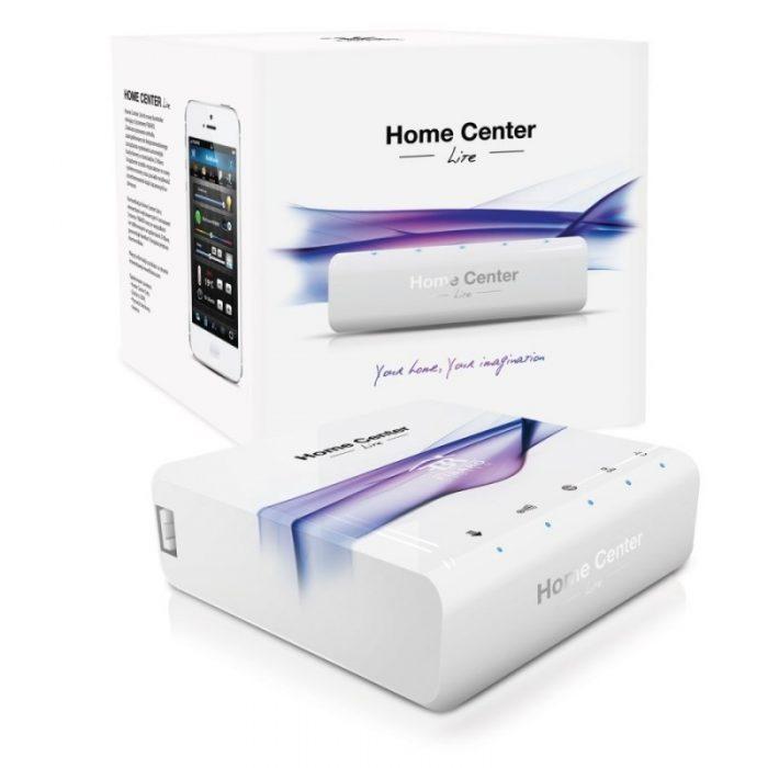 Centrale domotique Home Center Lite