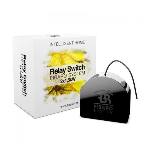 Relay Switch 2x1,5kW