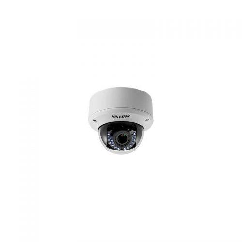 Caméra dôme Antivandal Turbo HD 1080p, IR:20m,DNR, IP66 DS-