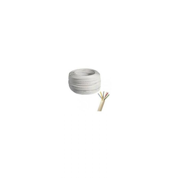 Cable Alarme Blanc
