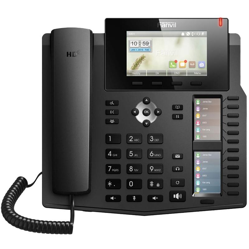Télephone IP entreprise